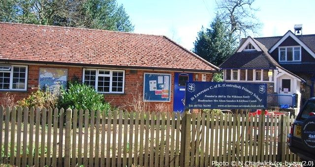 St Lawrence CofE Primary School, Sevenoaks TN15