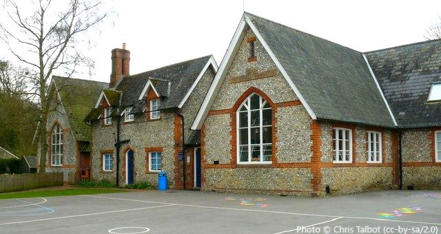St Mary Bourne Primary School, Andover SP11