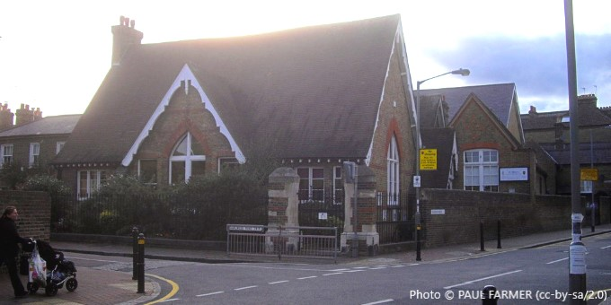 St Mary's CofE Primary School, London SW15