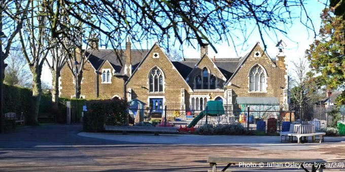 St Michael's CofE VA Primary School, London N6