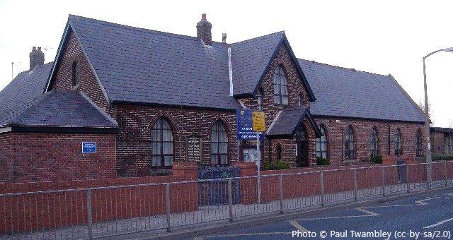 St Nicholas CofE Primary School, Blackpool FY4
