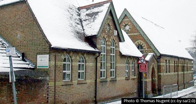 St Nicholas CofE VA Primary School, Harpenden AL5