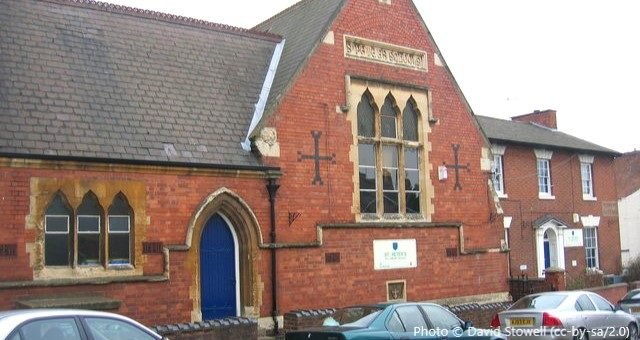 St Peter's Catholic Primary School, Leamington Spa CV32