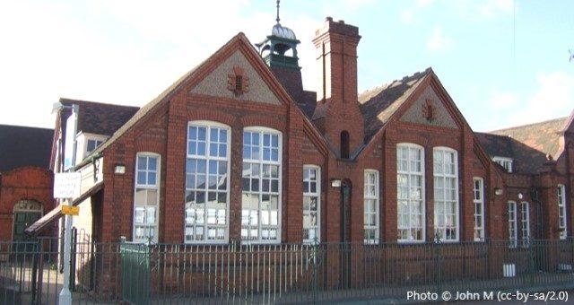 St Stephen's CofE Primary School, Wolverhampton WV10
