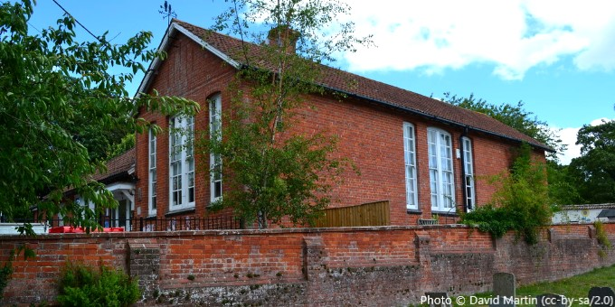 St Thomas A Becket CofE VA Primary School, Salisbury SP3