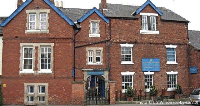 St Wystan's School, Derby DE65