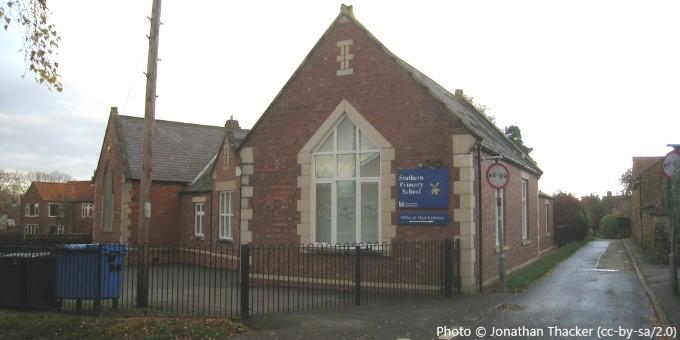 Stathern Primary School, Strathern, Melton Mowbray LE14