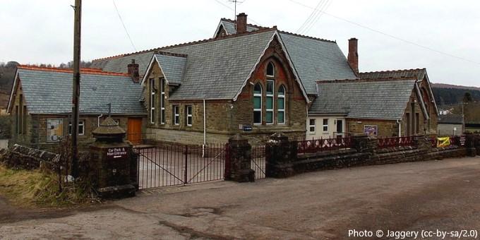 Steam Mills Primary School, Cinderford GL14