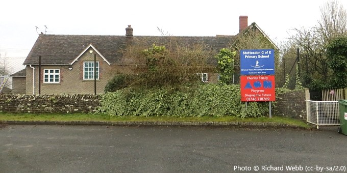 Stottesdon CofE Primary School, Kidderminster DY14