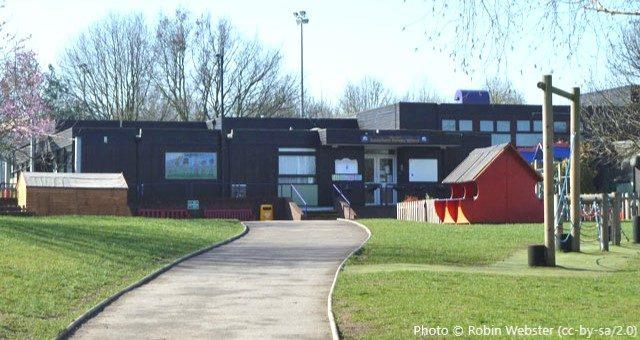 Sunnyfields Primary School, London NW4
