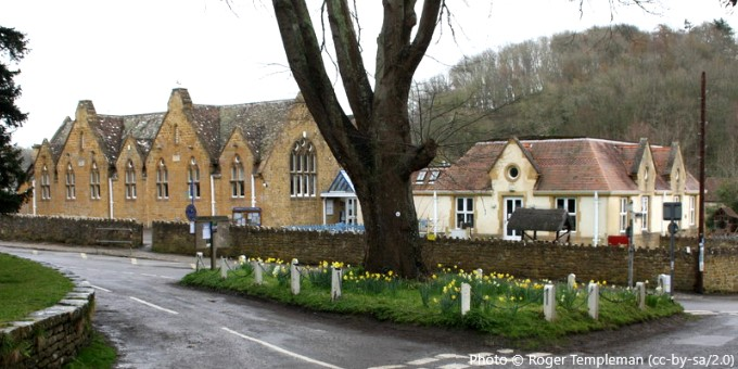 Symondsbury CofE VA Primary School, Bridport DT6