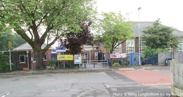 Talbot Primary School, Roundhay, Leeds LS8