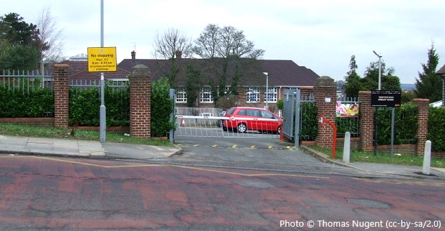 Tennyson Road Primary School, Luton LU1