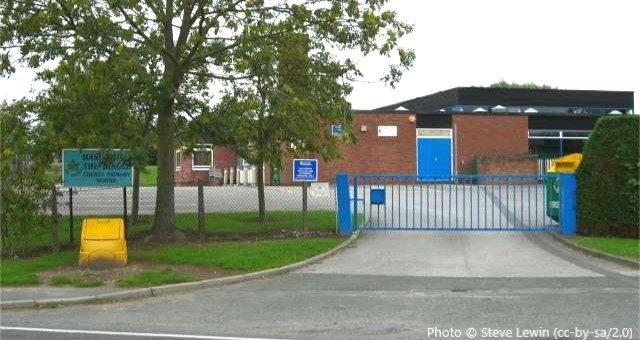 The Dingle Primary School, Haslington, Crewe CW1