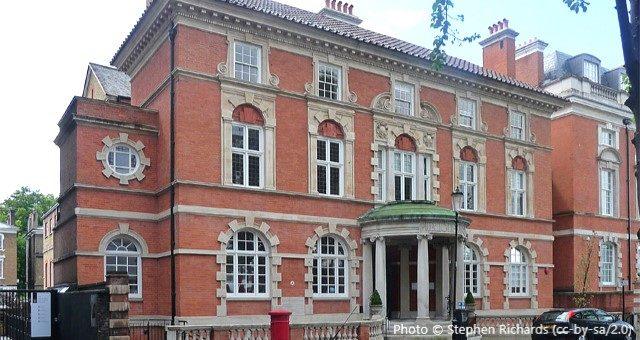 The Hampshire School, Chelsea, London SW3