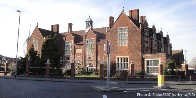The Portsmouth Grammar Junior School, PO1