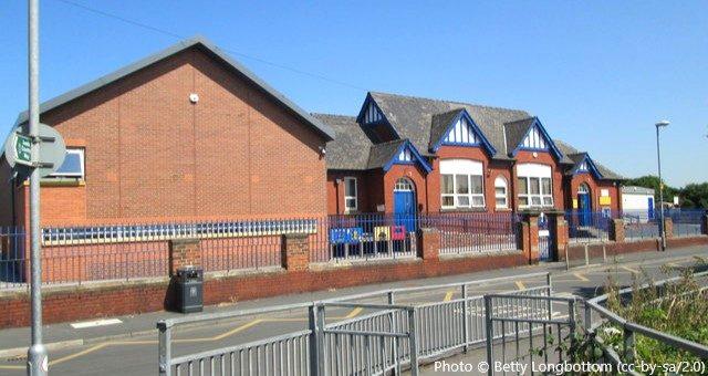 Thorpe Primary School, Wakefield WF3