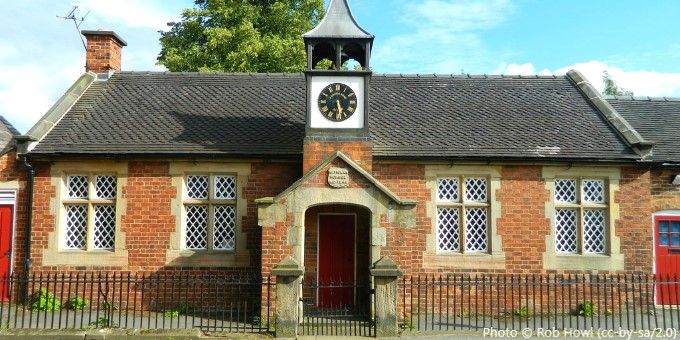Turnditch CofE Primary School, Belper DE56