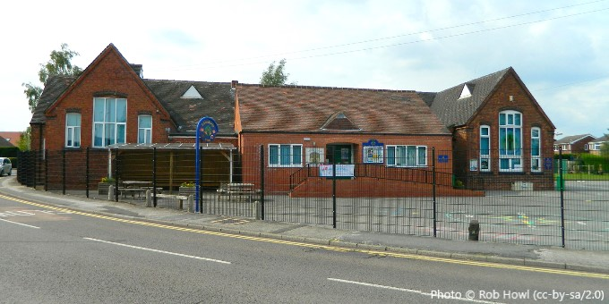 Underwood CofE Primary School, Nottingham NG16