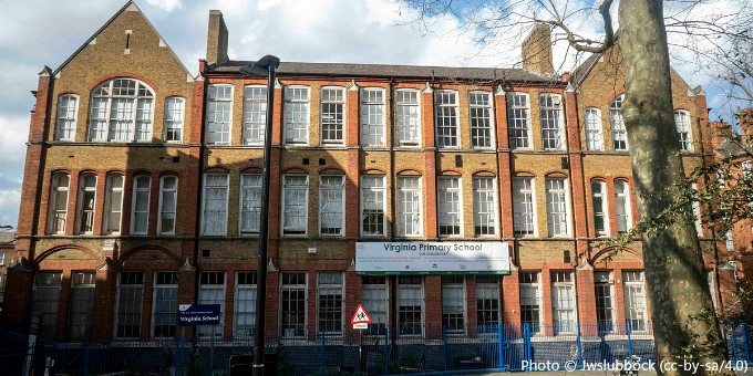 Virginia Primary School, London E2