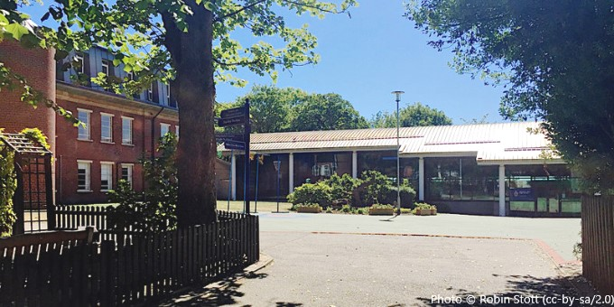 Wakefield Girls' High School, Junior School, WF1