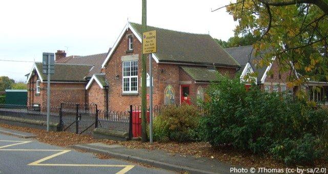 Warmingham CofE Primary School, Sandbach CW11