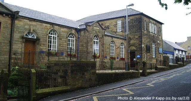 Wheatley Lane Methodist VA Primary School, Burnley BB12