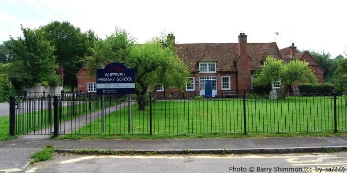 Wherwell Primary School, Andover SP11