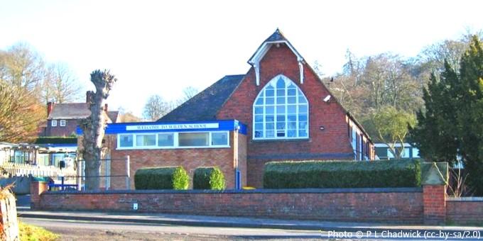 Wilden All Saints CofE Primary School, Stourport DY13