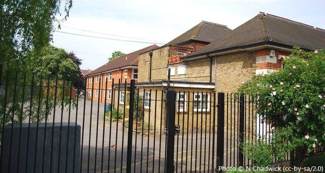 Wimbledon Park Primary School, London SW19