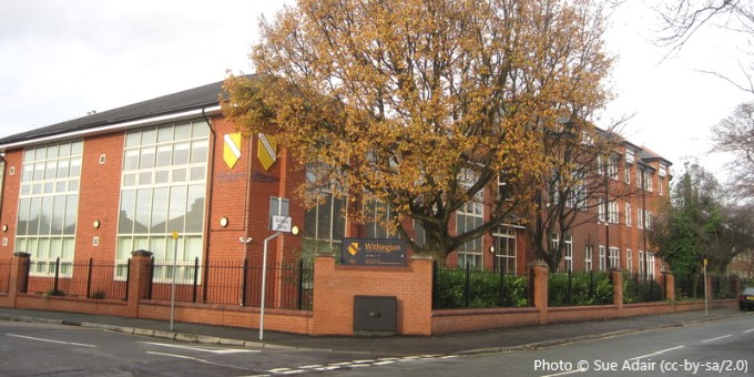 Withington Girls' Junior School, Manchester M14