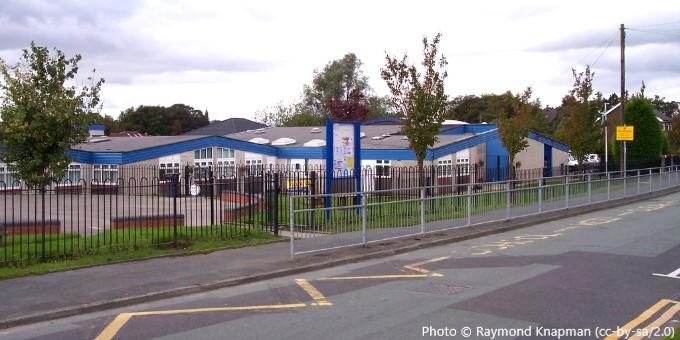 Wood Fold Primary School, Standish, Wigan WN6