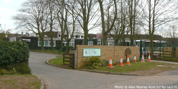 Woodborough Wood's Foundation CofE Primary School, NG14