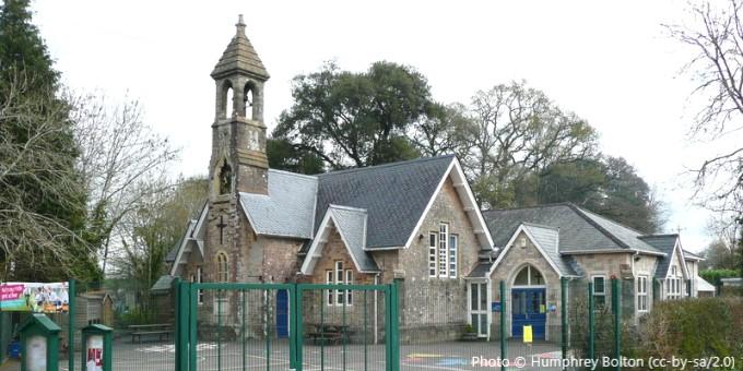Woodbury Salterton CofE Primary School, Exeter EX5