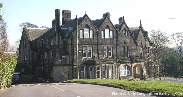 Woodhouse Grove School, Bronte House, Bradford BD10
