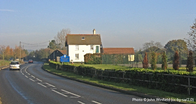 Woodlands School, Great Warley, Brentwood CM13