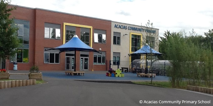 Acacias Community Primary School, Burnage M19