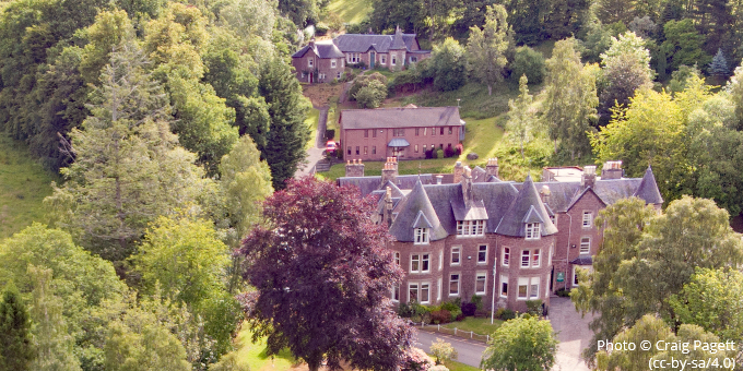 Ardvreck School, Crieff PH7