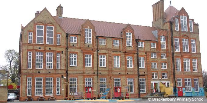 Brackenbury Primary School, London W6