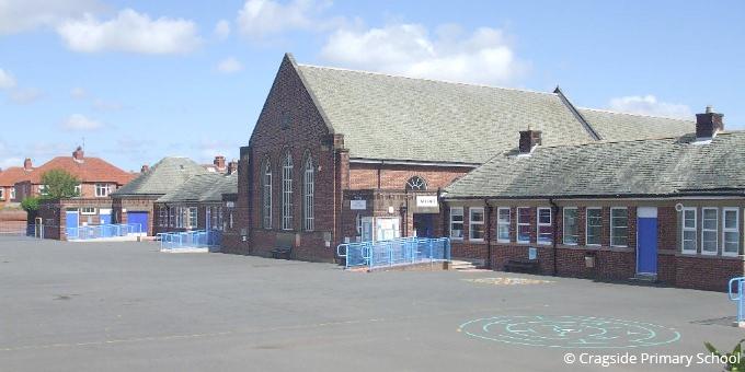 Cragside Primary School, High Heaton NE7