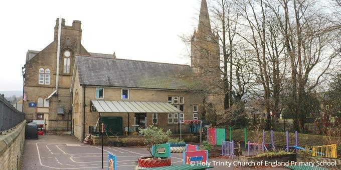Holy Trinity CofE Primary School, Littleborough OL15