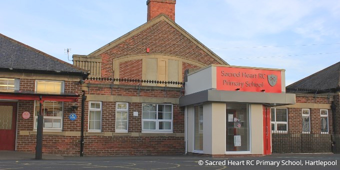 Sacred Heart RC Primary School, Hartlepool TS26