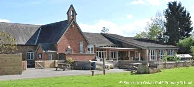 Shocklach Oviatt CofE Primary School, Malpas SY14