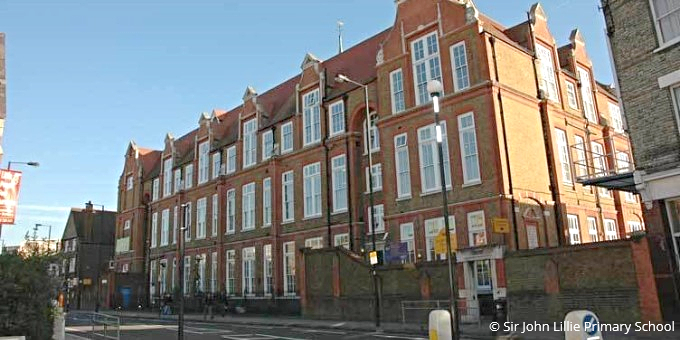 Sir John Lillie Primary School, London SW6