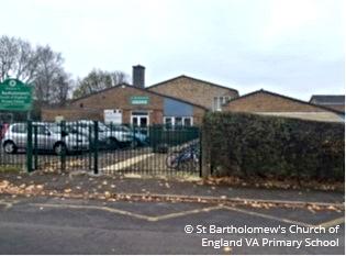 St Bartholomew's CofE VA Primary School, Wigginton HP23