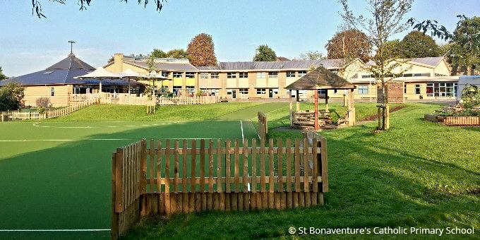 St Bonaventure's Catholic Primary School, Bishopston BS7