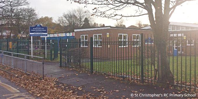St Christopher's RC Primary School, Ashton under Lyne OL6