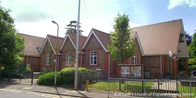 St Faith's CofE Primary School, St Cross SO23