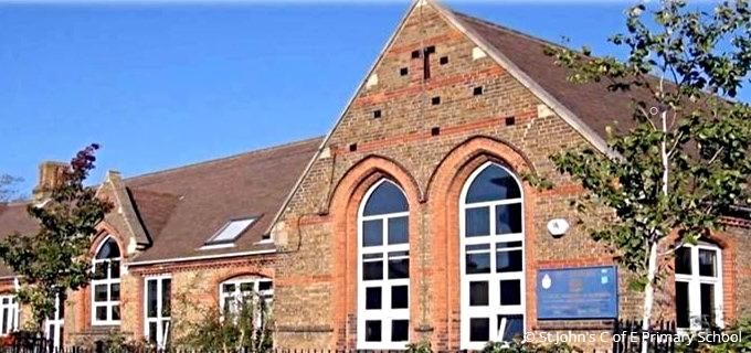 St John's CofE Primary School, Kingston upon Thames KT1
