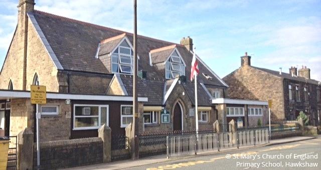 St Mary's CofE Primary School, Hawkshaw BL8